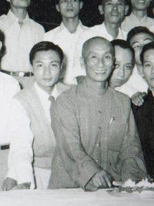 Yip Man e Wong Shun Leung